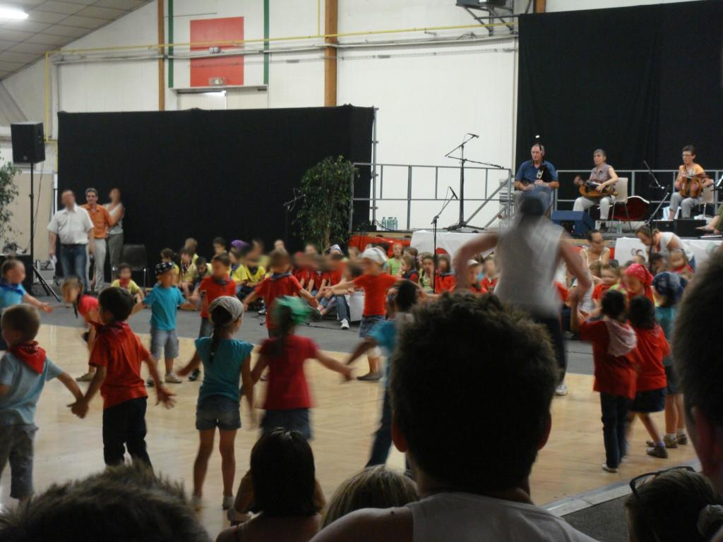 Un bal TRADAMUSE animé par La Goignade