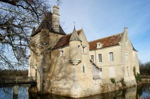 Le Château du Plaix, demeure des Thiaulins de Lignières depuis 1961