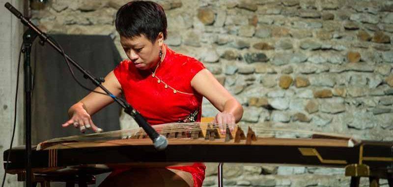 La musique chinoise à l'honneur au Gamounet !
