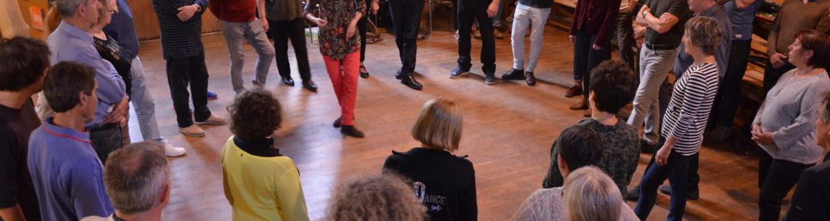 Le retour des ateliers d'initiation aux danses de bal